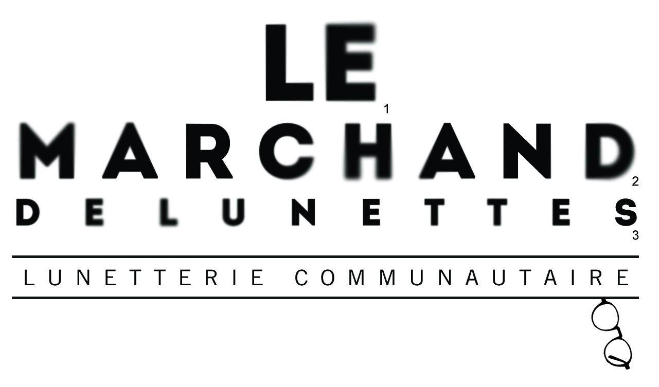 Logo marchand de lunettes - lunetterie communautaire